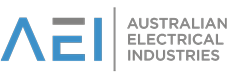 Australian Electrical Industries Logo