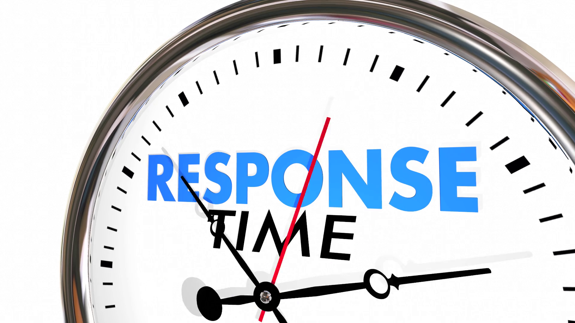 electrical contractor response times
